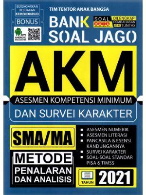 Latihan Soal Asesmen Kompetensi Minimum SMA 2021 2